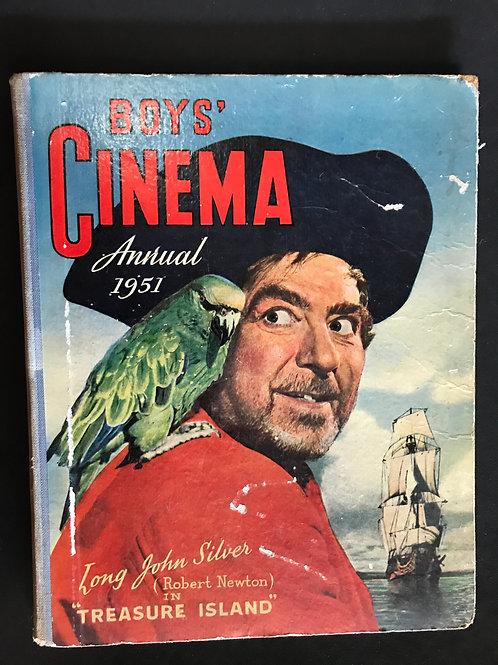 Boys' Cinema Annual 1951