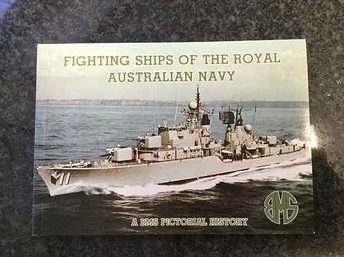 Fighting ships of the royal Australian Navy