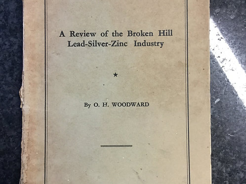 A Review of the Broken Hill by Woodward