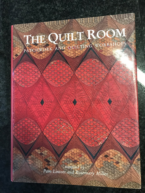 The Quilt Room by Pam Lintott & Rosemary Miller