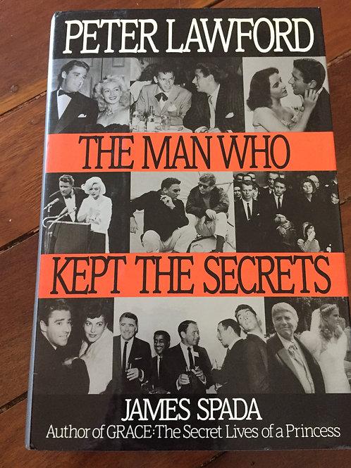 The Man who kept the Secrets by James Spada