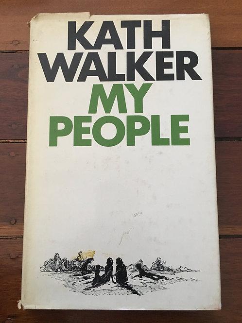 My People by Kath Walker