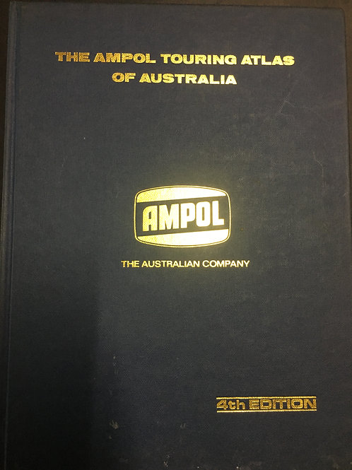 The Ampol Touring Atlas of Australia, Fourth Edition