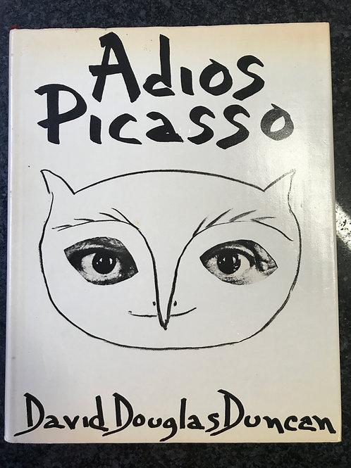 Adios Picasso by David Douglas Duncan