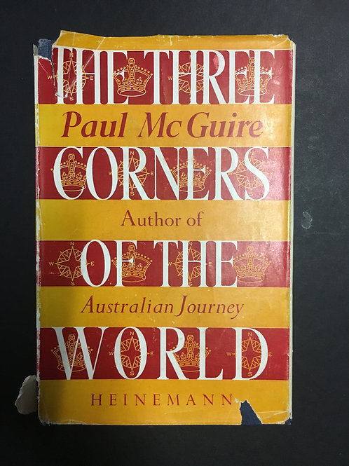 The Three Corners of the World by Paul McGuire