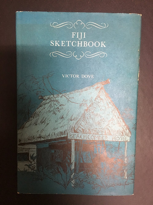 Fiji Sketchbook by Victor Dove