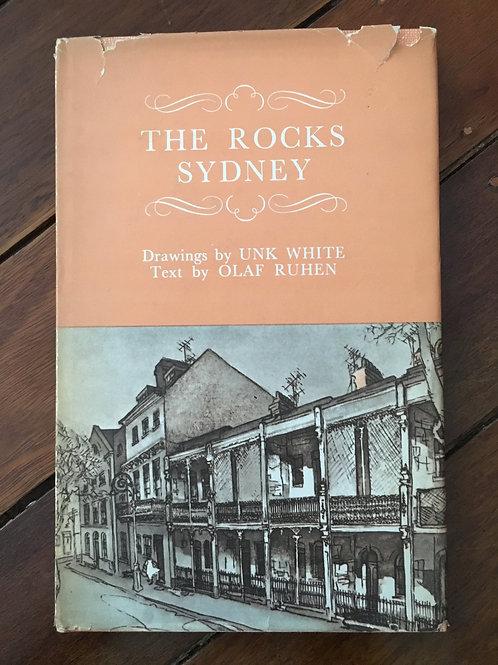 The Rocks Sydney Sketchbook