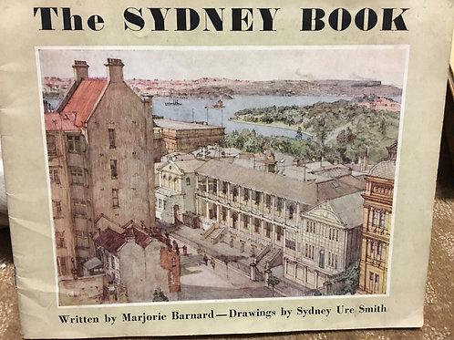 The Sydney Book by Barnard & Ure Smith