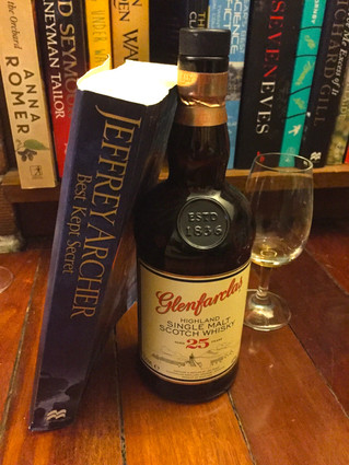 Whiskey and Author Pairings