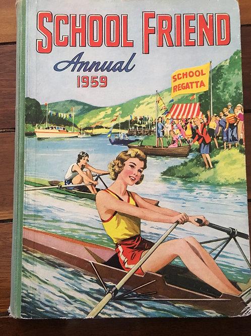 School Friend Annual 1959