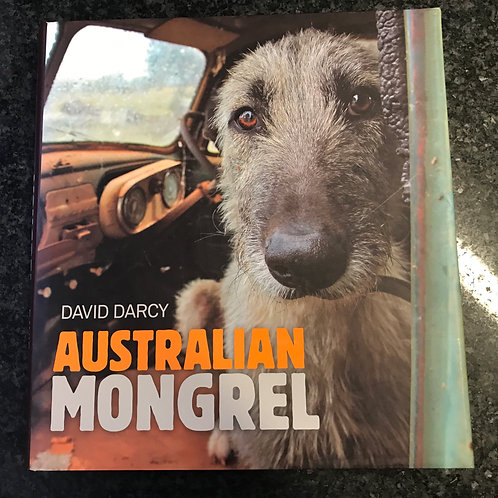 Australian Mongrel by David Darcy