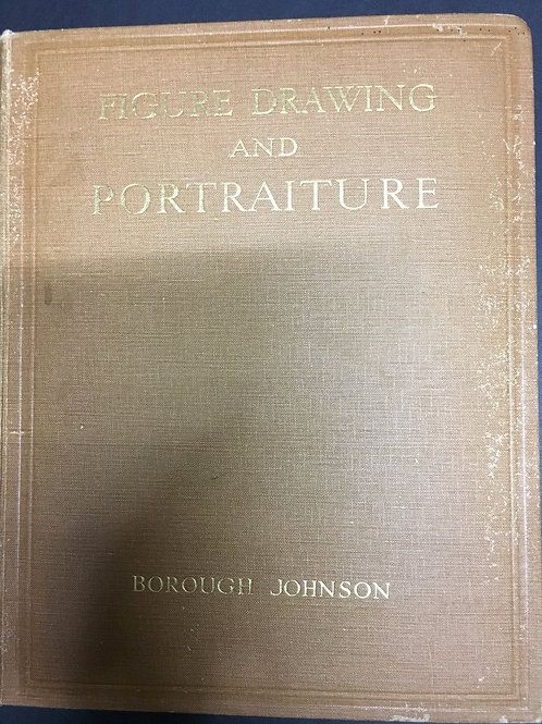 Figure Drawing and Portraiture by Borough Johnson