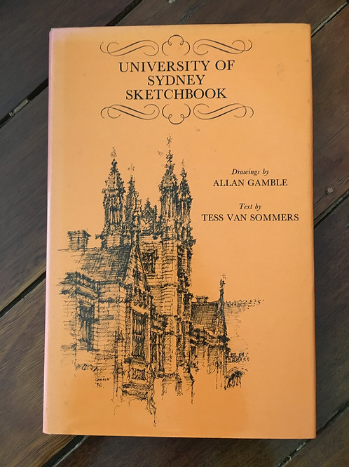 University of Sydney Sketchbook