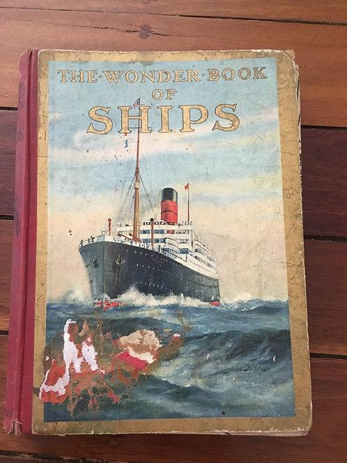 Wonder Book of Ships