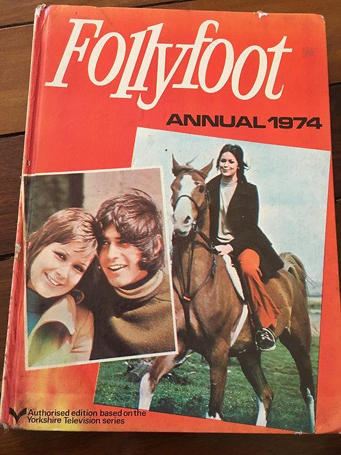 Follyfoot Annual 1974