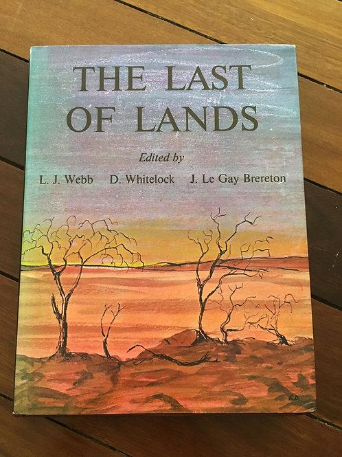 The Last of Lands, ed. Webb, Whitelock, Brereton