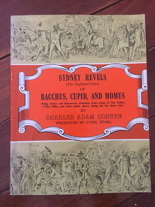 Sydney Revels by Charles Adam Corbyn