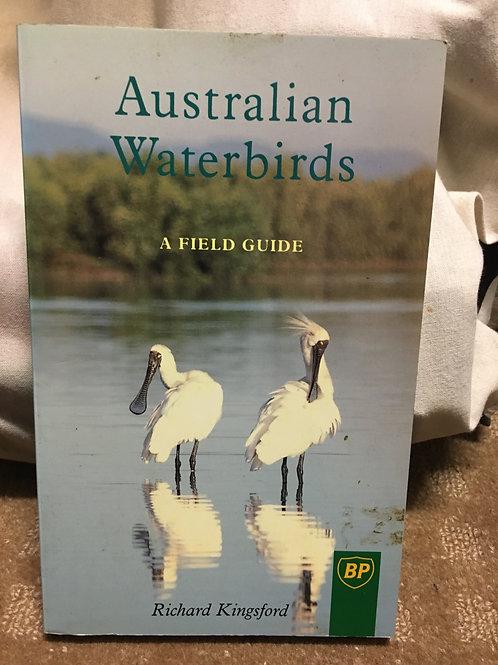 Australian Waterbirds by Richard Kingsford