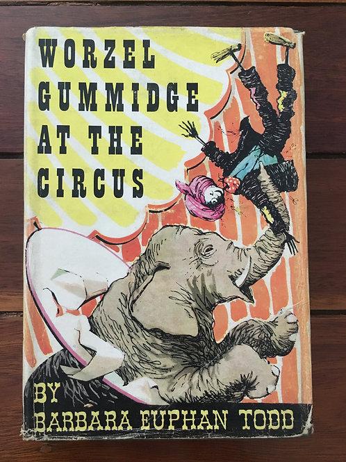 Worzel Gummidge at the Circus by Barbara Euphan Todd