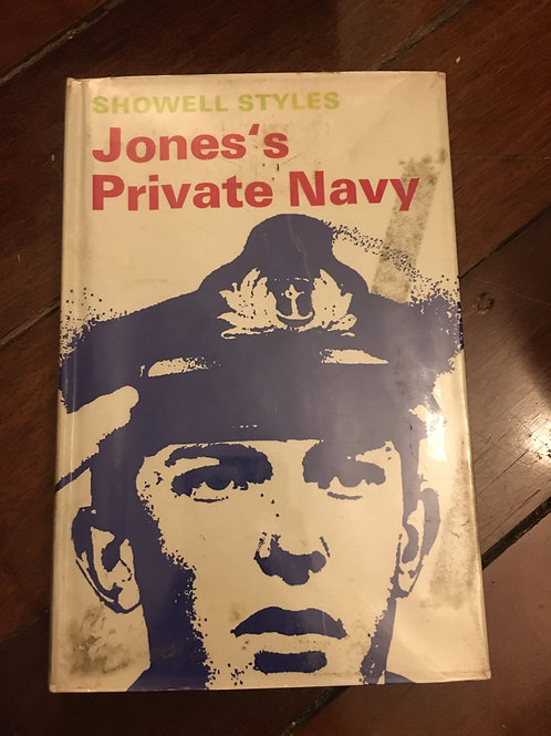 Jones's Private Navy by Showell Styles