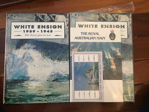 White Ensign 1939 - 1945 by Coulthard - Clark