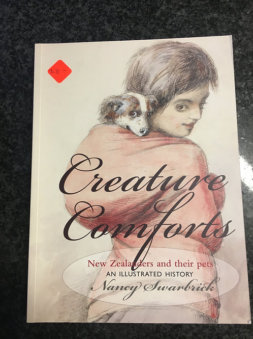 Creature Comforts by Nancy Swarbrick