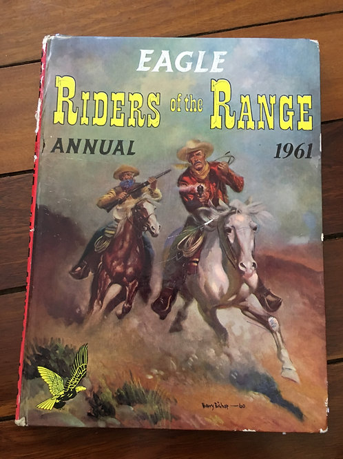 Riders of the Range Annual 1961