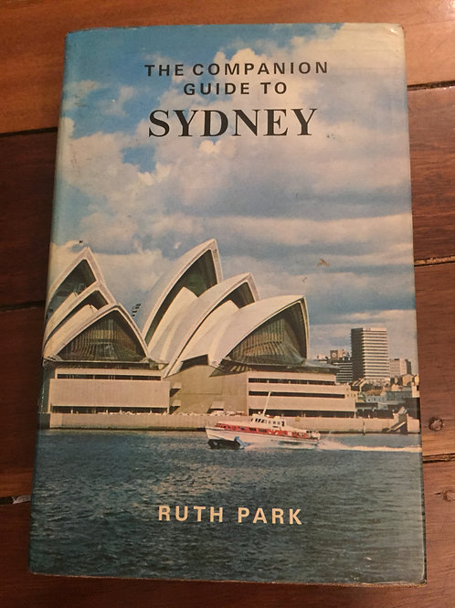 Guide to Sydney by Ruth Park