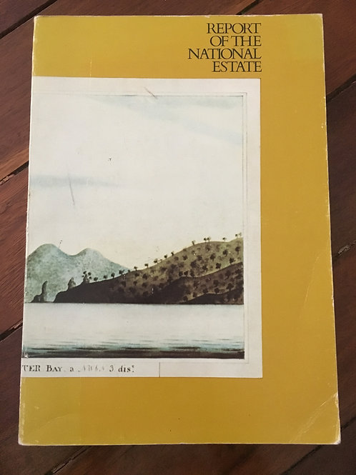 Report of the National Estate