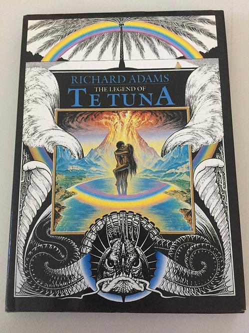 Legend of Te Tuna by Richard Adams