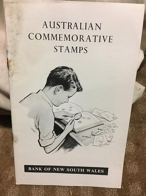 Australian Commemorative Stamps