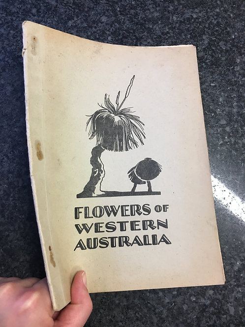 Flowers of Western Australia by Ogden & Richardson