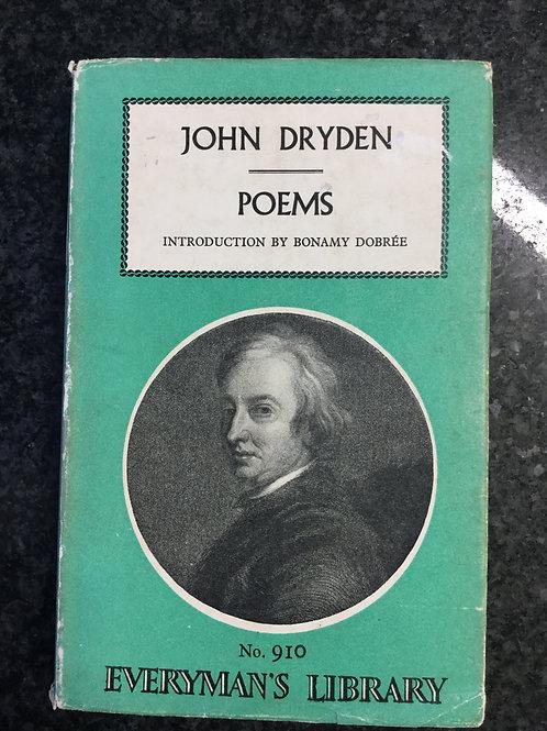 John Dryden Poems