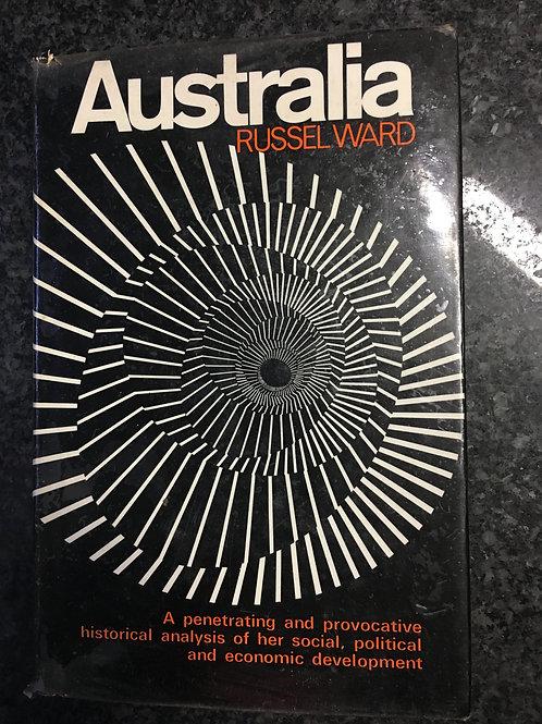 Australia by Russel Ward