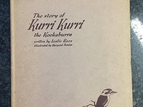 Story of Kurri Kurri the Kookaburra by Lees