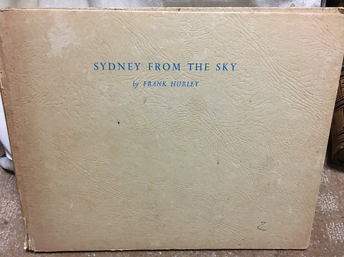 Sydney from the Sky by Frank Hurley