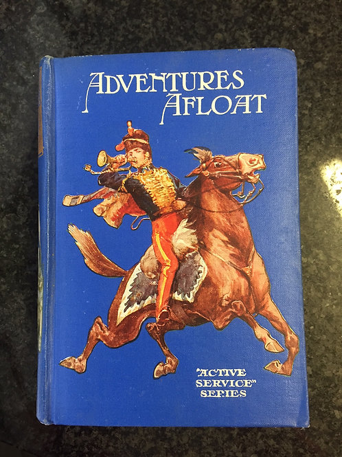 Adventures Afloat by Thomas, Earl of Dundonald, G.C.B.