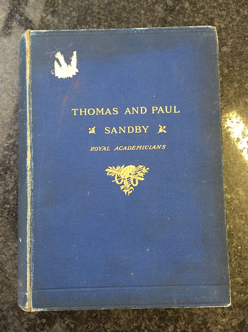 Thomas and Paul Sandby by William Sandby