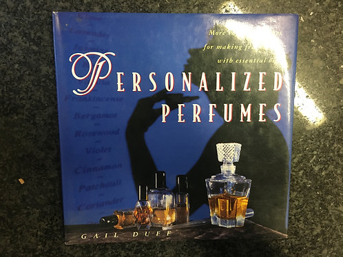 Personalised Perfumes by Gail Duff
