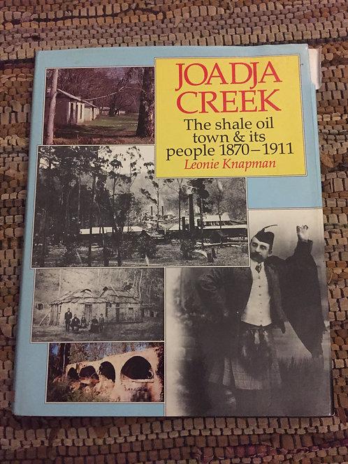 Joadja Creek by Leonie Knapman