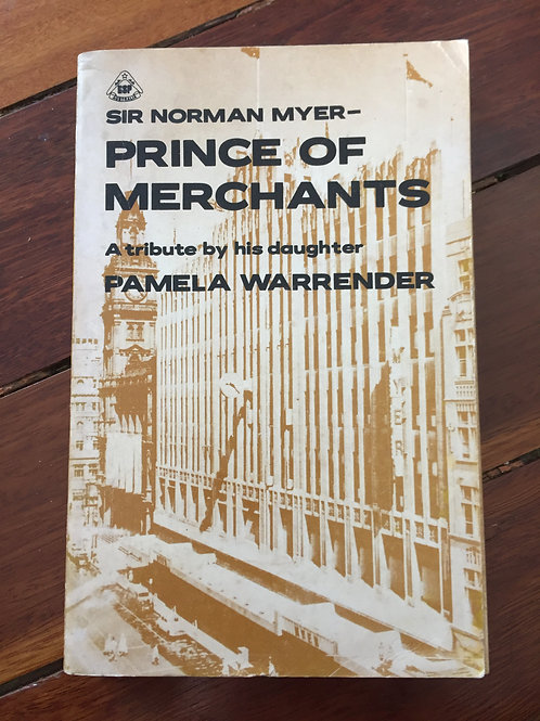 Prince of Merchants by Pamela Warrender
