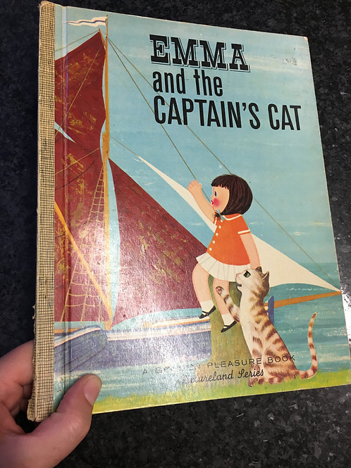 Emma and the Captain's Cat by Tancy Baran