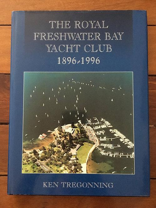 Royal Freshwater Bay Yacht Club by Ken Tregonning