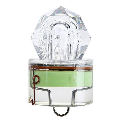 Diamond LED Fishing Light - GREEN