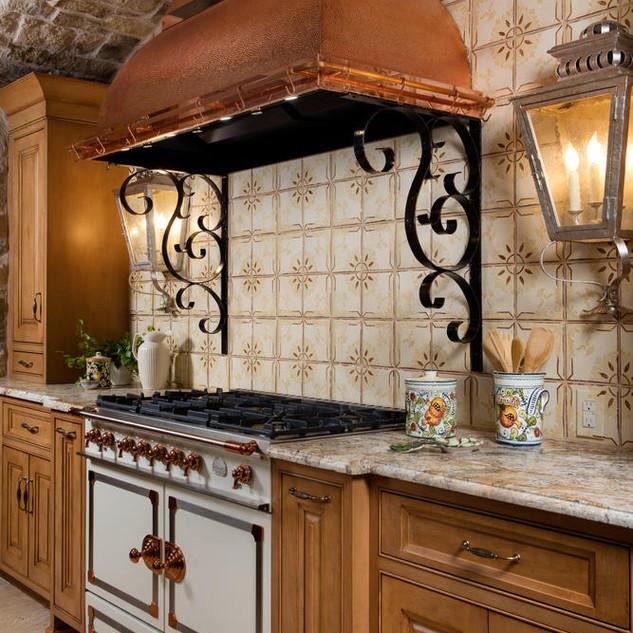 Cortile Kitchen