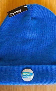 Beanie Hat with YBTC badge