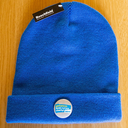 Beanie Hat with YBTC badge