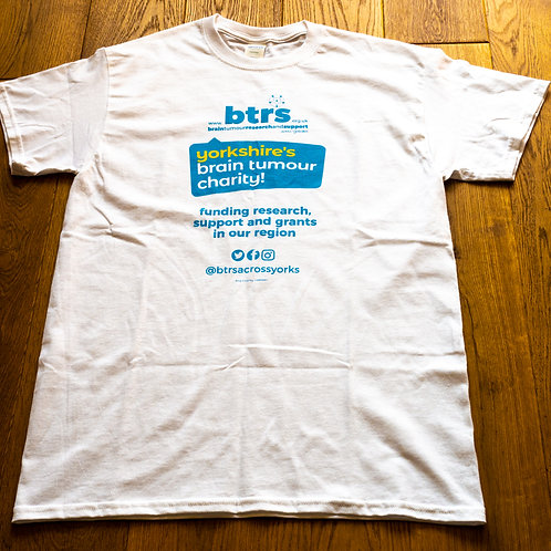 YBTC T-Shirt - White