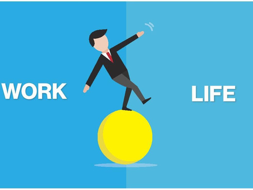 Have your cake and eat it too: Work-Life Balance
