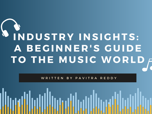 Industry Insights: A Beginner's Guide to the Music World